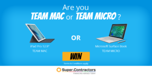 Team Mac or Team Microsoft