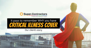 Crtical Illness Cover for Contractors